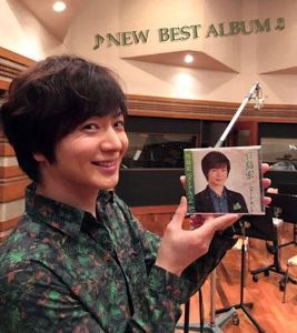 竹島宏を語ろう!! だんだんと冬に冬将軍が   本日はテイチク移籍して初アルバムが発売されましたね    3年の月日が