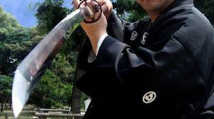ミサカプロテイン 日本刀はあるね