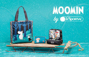 Hyggeなところ。 「MOOMIN by LeSportsac」COLLECTION <2018年11月14日(水) 販