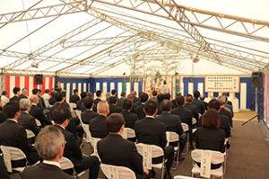 9519 - (株)レノバ レノバの最新ニュース   苅田バイオマス発電所新設工事 起工式開催  2018年11月29日  10