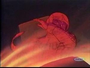 5406 - (株)神戸製鋼所 新年のご挨拶 ああああああああああああああああああ ひ、火が! か、母さんー