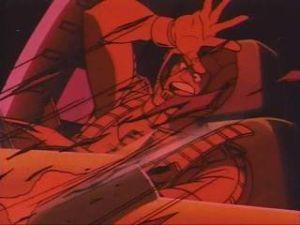 5406 - (株)神戸製鋼所 ら、落下速度がこんなに早いなんて! クラウンは? 残念ながら回収不能です シャ、シャア少佐! 助けて