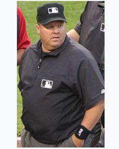 Major League 俺が教えてやる fieldin culbreth  著しく技術が乏しいくそ審判