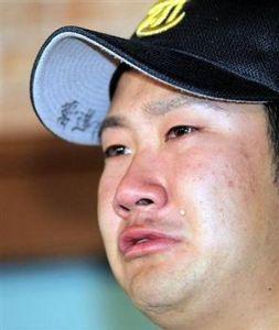栄えある浅尾キュン2世、オグー誕生☆ 菅野みたいにだんだん制球がよくなるよ