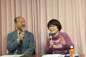 NHKラジオ第一の鎌田アナについて語ろう! 岐阜で行われたイベントに行ってきました。 会場には約100人の重症の鎌坪病の人が集いました。