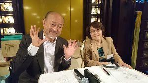 NHKラジオ第一の鎌田アナについて語ろう! 12月に忘年会が開催され出席しました。鎌田さん時々ニュースを読んでいると言っていました。 お二人とも
