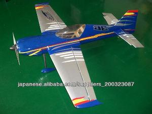 """模型飛行機 製品名:M085 MXS-R 57""""EP 機 翼長:57in/1450mm; 翼面積:38"""