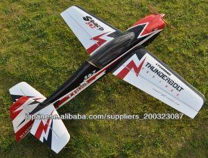 模型飛行機 機体スペック ●主翼スパン:1626mm ●胴体:1622mm ●主翼面積:51.2sq。dm; ●