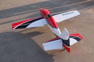 """模型飛行機 slick 30cc 翼長 Wing span:74""""(1900mm) 身長:72&rd"""