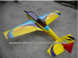 模型飛行機 F0081 Katana-28CC 翼長:70in/1780mm; 翼面積:61sq.dm; 全長: