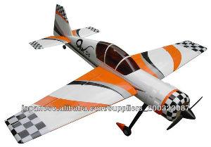 模型飛行機 F0141 YAK-54 26-30CC 翼長:70.8in/1800mm 翼面積: 64sq.dm