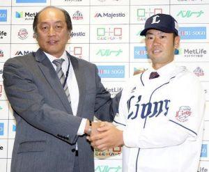野球シーズンだから話せること、オフシーズンだから話せること おはようございます♪ 阪神顔の榎田君に、西武のユニが似合うのか心配でしたが…何とか大丈