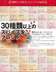 4558 - (株)中京医薬品 カレーは「30種類以上のスパイスをブレンド」しているが、 株価はブレず、「今年まだ30円の値幅も無し