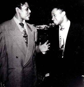 生活音楽 Fats Navarro and Clifford Brown