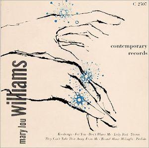 生活音楽 Mary Lou Williams Label: Contemporary C2507 10&quo