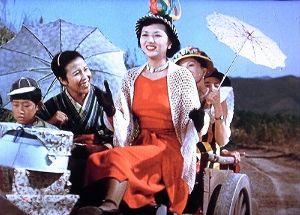 シニアの為の映画館 今、WOWOWOで木下恵介監督、作品特集をしています。 「カルメン故郷に帰る」  1951年 大分以