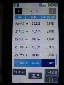 ウォーキング おはようございます! 私も岐阜県の東の端で毎日歩いています! ラルゴといいます。 貴方より10歳上に