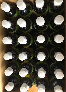 2599 - ジャパンフーズ(株) 【 株主優待 到着 】 選択した 「千葉のおいしいお茶500ml」 (24本) -。
