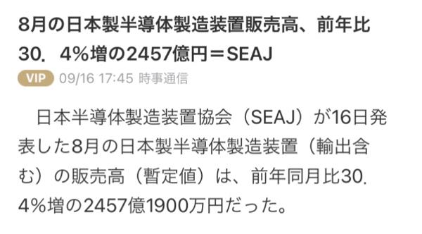 6614 - (株)シキノハイテック だってよ、そう遠くない内に半導体装置相場は来ると思う。