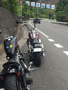 Touring Chiba 昨日ランチツー
