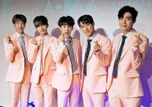 <丶`д´>韓国人は世界一優秀な民族 <丶`д´> K-POP、世界的な大人気グループA-JAXが大躍進しているよ