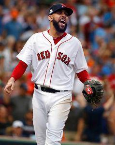 ボストン・レッドソックス 【MLB】好救援でRソックス救ったD.プライス、「そのために契約した」 10/9(月) 11:24配