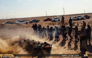 いま、NHKのニュースで ヨーロッパの主要国が「ISILに宣戦布告」していることを知っていますか?     「日本は虐殺されて