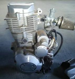 Heistのオーナーの情報交換の場 このエンジンは中華ATV用で100ccくらいです 似てますね Heistと 中華つながり!!