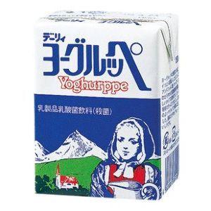 ☆日刊アデチン☆ 独りで。。できるもん♪ あ! これこれ! ハルちゃん~、ヨーグルッペって りなも飲んだことな~い。  でも、好きそうな味♪(