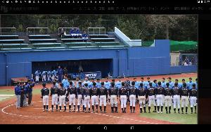 明治学院大学野球部を応援します! [ ZEROからのスタート ]  明学大野球部の第133代主将は玉谷健太内野手が務める。リーグ戦では