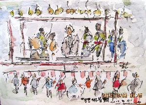 名古屋のカラオケ喫茶  中々、閲覧出来ずスイマセン。ボランテアー、卓球、自然観察調査(野草、野鳥、虫等)、絵、カラオケ等で