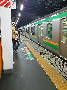 ❤鉄ヲタと鉄子の合コン列車❤ だれ?君  子電…  多摩川…