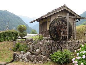O(オウ)の世界。あいの詩。。しりとり air con^on    眺めて涼し        水車小屋  こんにちわ(^O^)/ まるちゃん