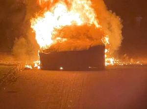 7203 - トヨタ自動車(株) 【 テスラ車の炎上事故が怖すぎて、EVバカが何を言おうが完全に無力w 】  2021/7/2に報道機