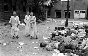 秘密保護法← 民主国家・失格 (米国元高官、NSCメンバー、ハルベリン)  李承晩らによる「赤・狩り大虐殺」→大量の韓国人難民が日本へ     「韓国人にとってのタ