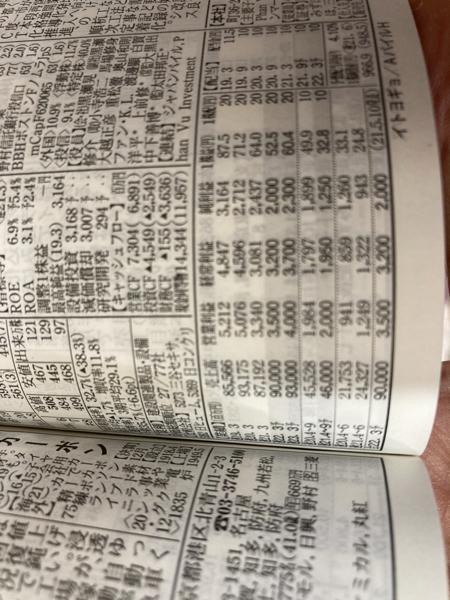 5288 - アジアパイルホールディングス(株)  四季報見ました☺️売り上げ順調⤴️  ネガティブなことばかり言ってる変な人可哀想に病気だから相手し