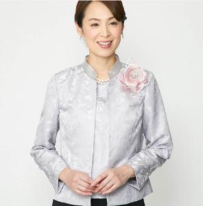 8040 - (株)東京ソワール  最近は、イベントなども中止され、フォーマルな服を着る機会が無くなってきています。ここ東京ソワールの
