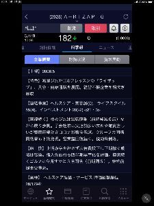 2928 - RIZAPグループ(株) 本日発売された四季報内容です‼️  【 回復続く 】まずまずの内容でした‼️  借入先銀行も四半期黒