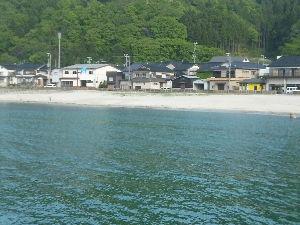 ユースホステル 昨年のゴールデンウィークに行って来ました 兵庫県の西の端鳥取県境近くです  ユースホステル諸寄荘
