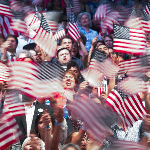 【After Deadline】 These Are the 3 Types of American Nationalism  By