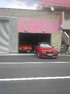 カルマンギアの情報交換いかがですか 車が増えすぎてガレージ造りました。