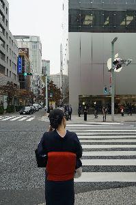 リバーサルで街歩き2 【そりゃそうだ】 来週辺りから寒くなりそうですね。 横浜でも、紅葉がイイ感じになってきそうです。計画