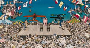 4390 - (株)アイ・ピー・エス 今日本を信じてへん奴と信じてる奴の差は10年後には取り返しのつかん差に広がっとるわ・・・!
