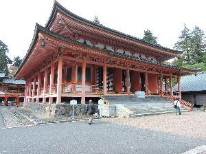昔、昔、旅行をしました。そんな思い出ですよ。 これは、比叡山延暦寺かな。   比叡山では鑑真が唐からもたらした「天台止観法門」、「法華玄義」、「法