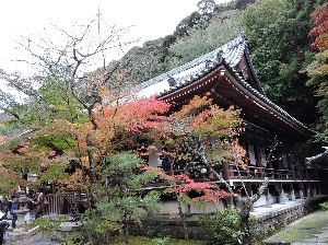 昔、昔、旅行をしました。そんな思い出ですよ。 これは、永観堂(禅林寺)かな。  禅林寺の本尊阿弥陀如来立像は、顔を左(向かって右)に曲げた特異な姿