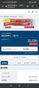 9I31115A - 楽天日本株4.3倍ブル 誰も載せてない?2月高値超えた〜通過点に過ぎないが