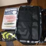 釣り日記~~~♪ リール・バック・ルアーケース・スマホケースも買いました。  結構、出費が嵩んだので  当面は節約しま