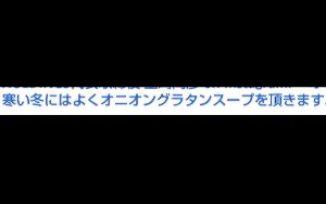 9263 - (株)ビジョナリーホールディングス 大好きな寒い冬の期間の築地対策として❗  【メガネ屋が本気で作ったオニオングラタンスープの素】とか作
