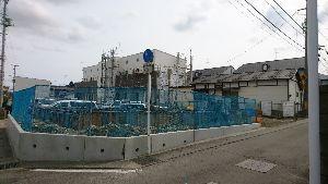 8909 - (株)シノケングループ 再び仙台市内のシノケンアパートは建築ラッシュ! 10/21現在、現地確認した建築中のシノケンアパート
