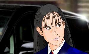 それゆけ!米沢精神病院・・・。 ――――――【米沢一家総本部前囲み取材…(オマンチェ・米沢総本部長)】―――――――